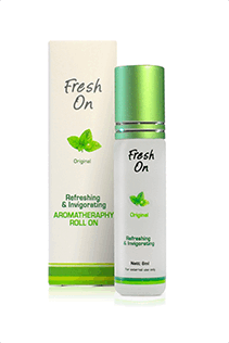 Fresh On Aromatherapy roll on original
