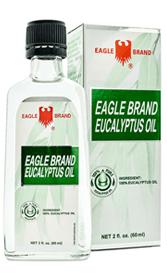 Eagle Brand Eucalyptus Oil