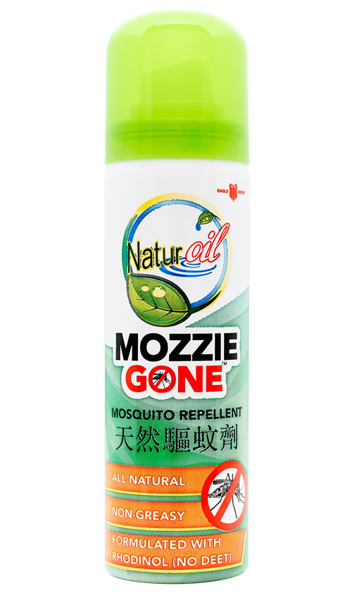Naturoil MozzieGone repellent spray
