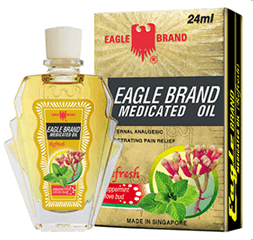 Eagle Brand Medicated oil (refresh)